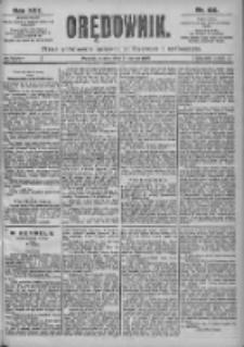 Orędownik: pismo dla spraw politycznych i spółecznych 1899.03.21 R.29 Nr66