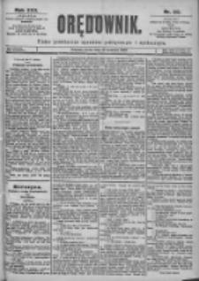 Orędownik: pismo dla spraw politycznych i spółecznych 1899.04.12 R.29 Nr83