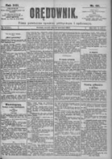 Orędownik: pismo dla spraw politycznych i spółecznych 1899.04.18 R.29 Nr88