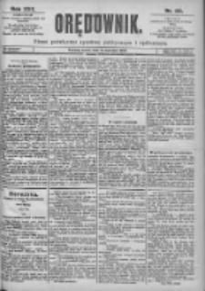 Orędownik: pismo dla spraw politycznych i spółecznych 1899.04.19 R.29 Nr89