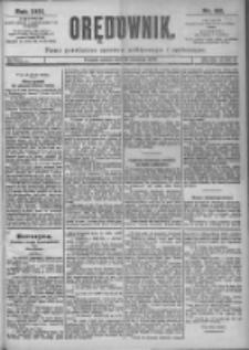 Orędownik: pismo dla spraw politycznych i spółecznych 1899.04.29 R.29 Nr98