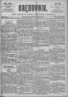 Orędownik: pismo dla spraw politycznych i spółecznych 1899.04.30 R.29 Nr99
