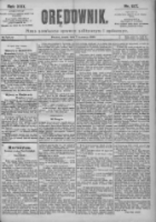 Orędownik: pismo dla spraw politycznych i spółecznych 1899.06.07 R.29 Nr127