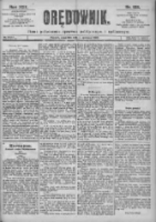 Orędownik: pismo dla spraw politycznych i spółecznych 1899.06.08 R.29 Nr128