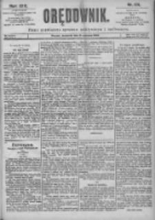 Orędownik: pismo dla spraw politycznych i spółecznych 1899.06.11 R.29 Nr131