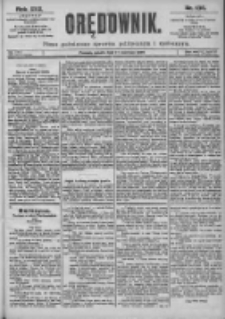 Orędownik: pismo dla spraw politycznych i spółecznych 1899.06.17 R.29 Nr136