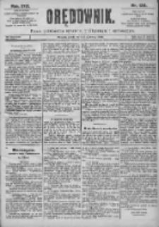 Orędownik: pismo dla spraw politycznych i spółecznych 1899.06.21 R.29 Nr139