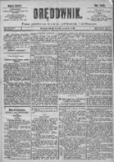 Orędownik: pismo dla spraw politycznych i spółecznych 1899.06.24 R.29 Nr142
