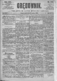 Orędownik: pismo dla spraw politycznych i spółecznych 1899.06.27 R.29 Nr144