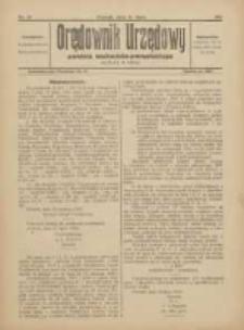 Orędownik Urzędowy Powiatu Wschodnio-Poznańskiego 1923.07.21 Nr24
