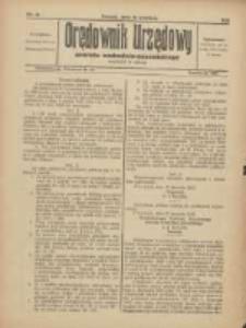 Orędownik Urzędowy Powiatu Wschodnio-Poznańskiego 1923.09.22 Nr33