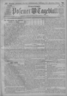 Posener Tageblatt 1913.11.02 Jg.52 Nr514