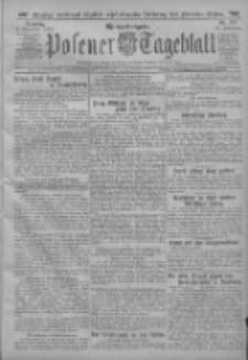 Posener Tageblatt 1913.11.04 Jg.52 Nr517