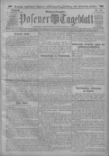 Posener Tageblatt 1913.11.05 Jg.52 Nr518