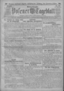 Posener Tageblatt 1913.11.05 Jg.52 Nr519