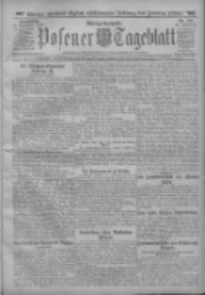 Posener Tageblatt 1913.11.06 Jg.52 Nr521