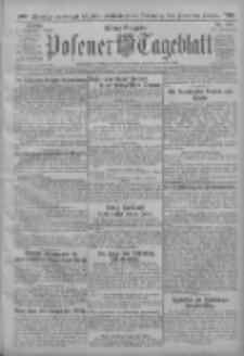 Posener Tageblatt 1913.11.07 Jg.52 Nr523