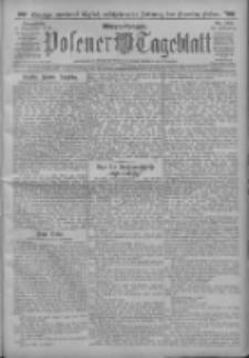 Posener Tageblatt 1913.11.08 Jg.52 Nr524