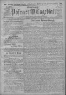 Posener Tageblatt 1913.11.08 Jg.52 Nr525