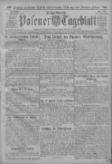 Posener Tageblatt 1913.11.11 Jg.52 Nr529
