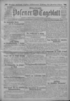 Posener Tageblatt 1913.11.12 Jg.52 Nr531