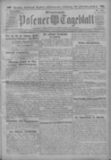 Posener Tageblatt 1913.11.13 Jg.52 Nr533