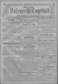 Posener Tageblatt 1913.11.14 Jg.52 Nr535