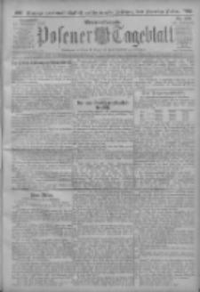 Posener Tageblatt 1913.11.15 Jg.52 Nr536