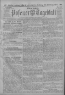 Posener Tageblatt 1913.11.20 Jg.52 Nr543
