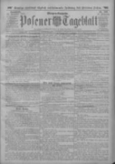 Posener Tageblatt 1913.11.22 Jg.52 Nr546