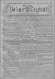 Posener Tageblatt 1913.11.25 Jg.52 Nr550
