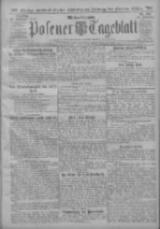 Posener Tageblatt 1913.11.25 Jg.52 Nr551