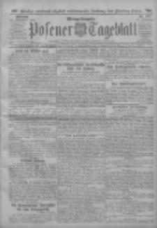 Posener Tageblatt 1913.11.26 Jg.52 Nr553