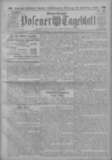 Posener Tageblatt 1913.11.29 Jg.52 Nr558