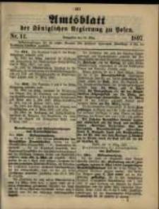 Amtsblatt der Königlichen Regierung zu Posen. 1897.03.23 Nro.12
