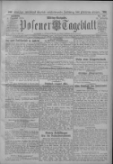 Posener Tageblatt 1913.12.03 Jg.52 Nr565