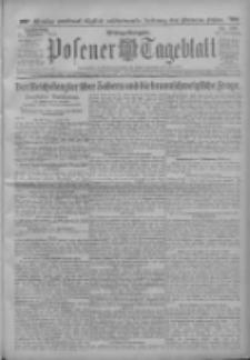 Posener Tageblatt 1913.12.11 Jg.52 Nr580