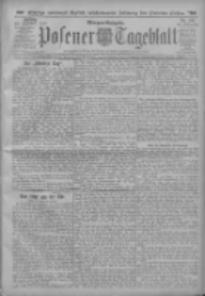 Posener Tageblatt 1913.12.12 Jg.52 Nr581
