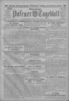 Posener Tageblatt 1913.12.15 Jg.52 Nr586