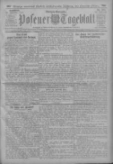 Posener Tageblatt 1913.12.20 Jg.52 Nr595