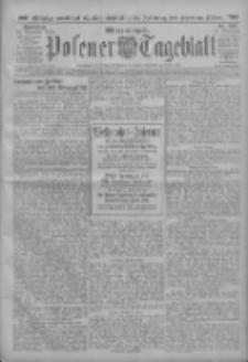 Posener Tageblatt 1913.12.20 Jg.52 Nr596