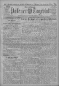 Posener Tageblatt 1913.12.21 Jg.52 Nr597