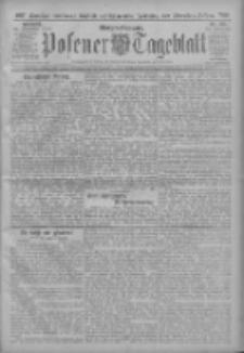Posener Tageblatt 1913.12.24 Jg.52 Nr601