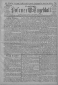 Posener Tageblatt 1913.12.25 Jg.52 Nr603