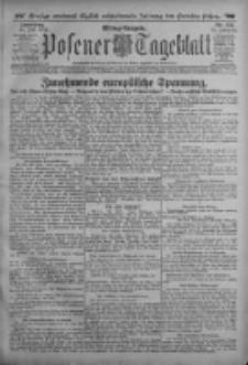 Posener Tageblatt 1914.07.30 Jg.53 Nr352
