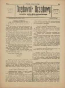 Orędownik Urzędowy Powiatu Wschodnio-Poznańskiego 1924.02.16 Nr6