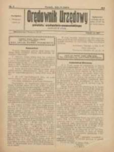Orędownik Urzędowy Powiatu Wschodnio-Poznańskiego 1924.03.15 Nr9