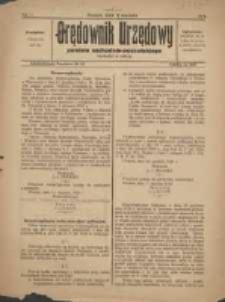 Orędownik Urzędowy Powiatu Wschodnio-Poznańskiego 1925.01.17 Nr1