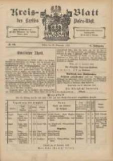 Kreis-Blatt des Kreises Posen-West 1896.11.26 Jg.8 Nr48