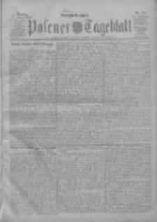 Posener Tageblatt 1905.10.09 Jg.44 Nr474
